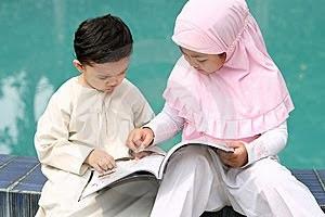 anak islam malang