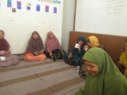 Rapat POMG Guru dan Wali Murid Sekolah Islam Di Malang