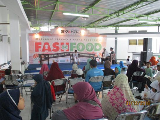 Festifal Tahfizhul Qur'an Tingkat TK SD se Jawa Timur 2016