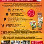 Pesantren Kilat Ramadhan 1439 H Anak SD SMP di Malang 2018